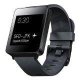 LG G Watch (スマートウォッチ) Android Wear - Black Titan