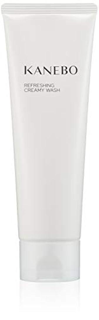 蒸同一性いくつかのKANEBO(カネボウ) カネボウ リフレッシング クリーミィ ウォッシュ ソープ