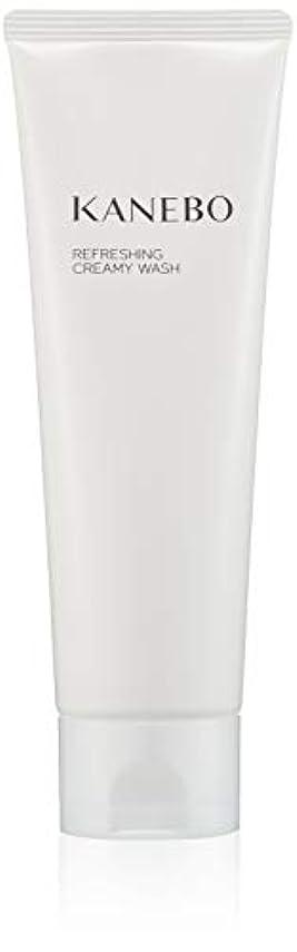 ホース膜真似るKANEBO(カネボウ) カネボウ リフレッシング クリーミィ ウォッシュ ソープ