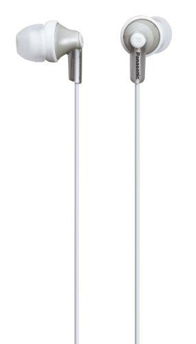 パナソニック カナル型イヤホン 外部接続端子プラグ(docomo/SoftBank専用) ホワイト RP-HJD150-W