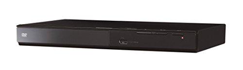 パナソニック DVDプレーヤー ブラック DVD-S500-K