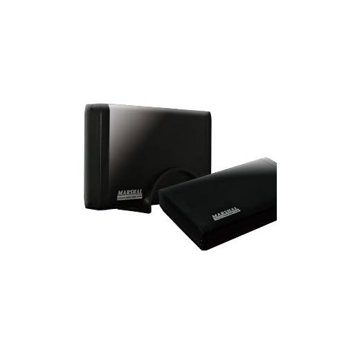MARSHAL(マーシャル) 【USB3.0搭載】【1TB】外付けHDD(ハードディスク) MARSHAL MAL31000EX3/1000GB【1000GB】 REGZA(レグザ)・PLAYSTATION3(PS3)対応