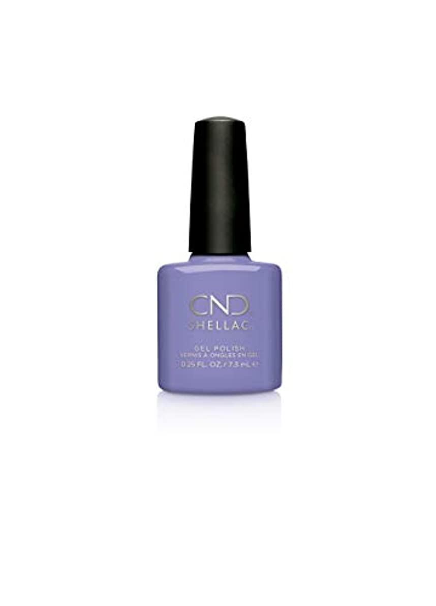 歌手汚染するトンCND Shellac Gel Polish - Wisteria Haze - 0.25oz / 7.3ml