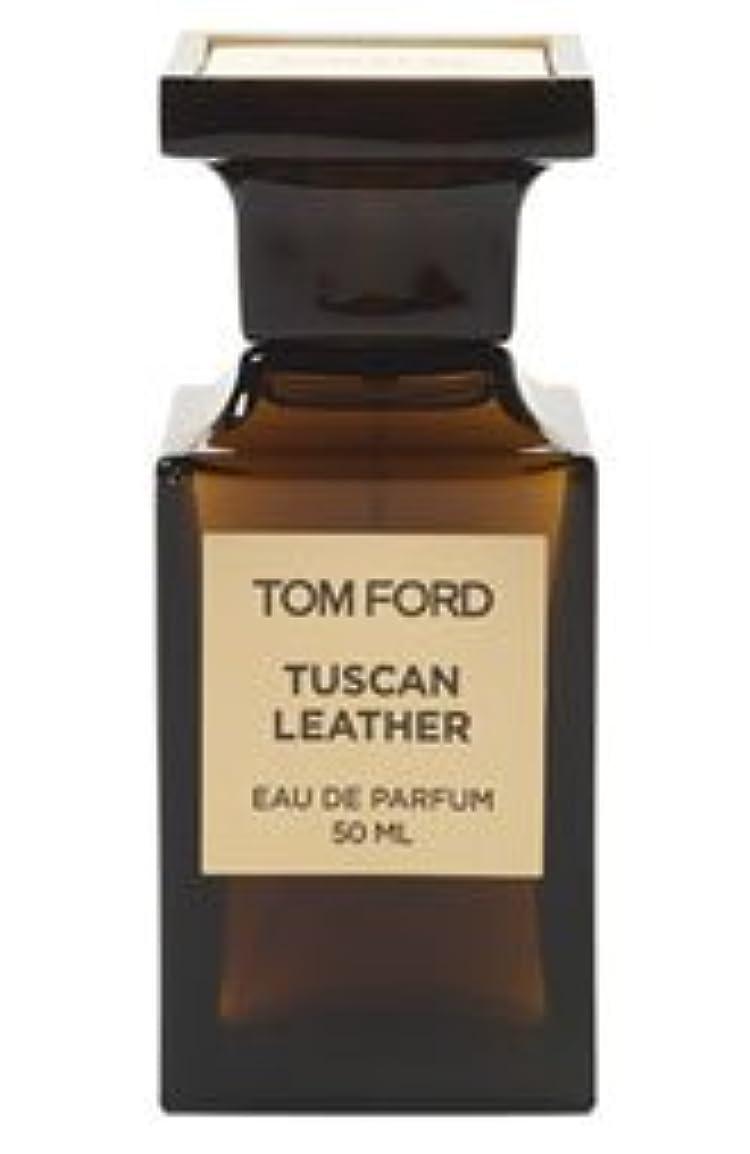 合成お客様優越Tom Ford Private Blend 'Tuscan Leather' (トムフォード プライベートブレンド トスカンレザー) 1.7 oz (50ml) EDP Spray