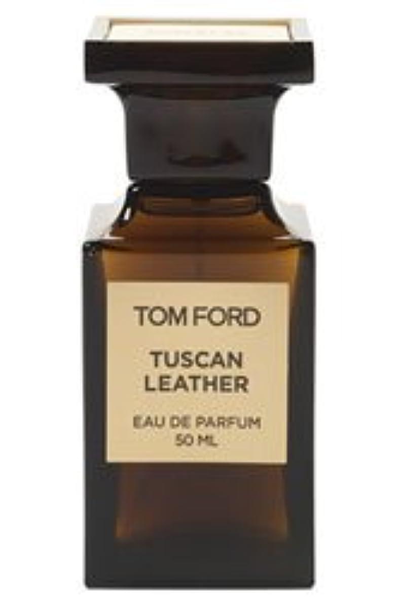 突き出す定義適切にTom Ford Private Blend 'Tuscan Leather' (トムフォード プライベートブレンド トスカンレザー) 1.7 oz (50ml) EDP Spray