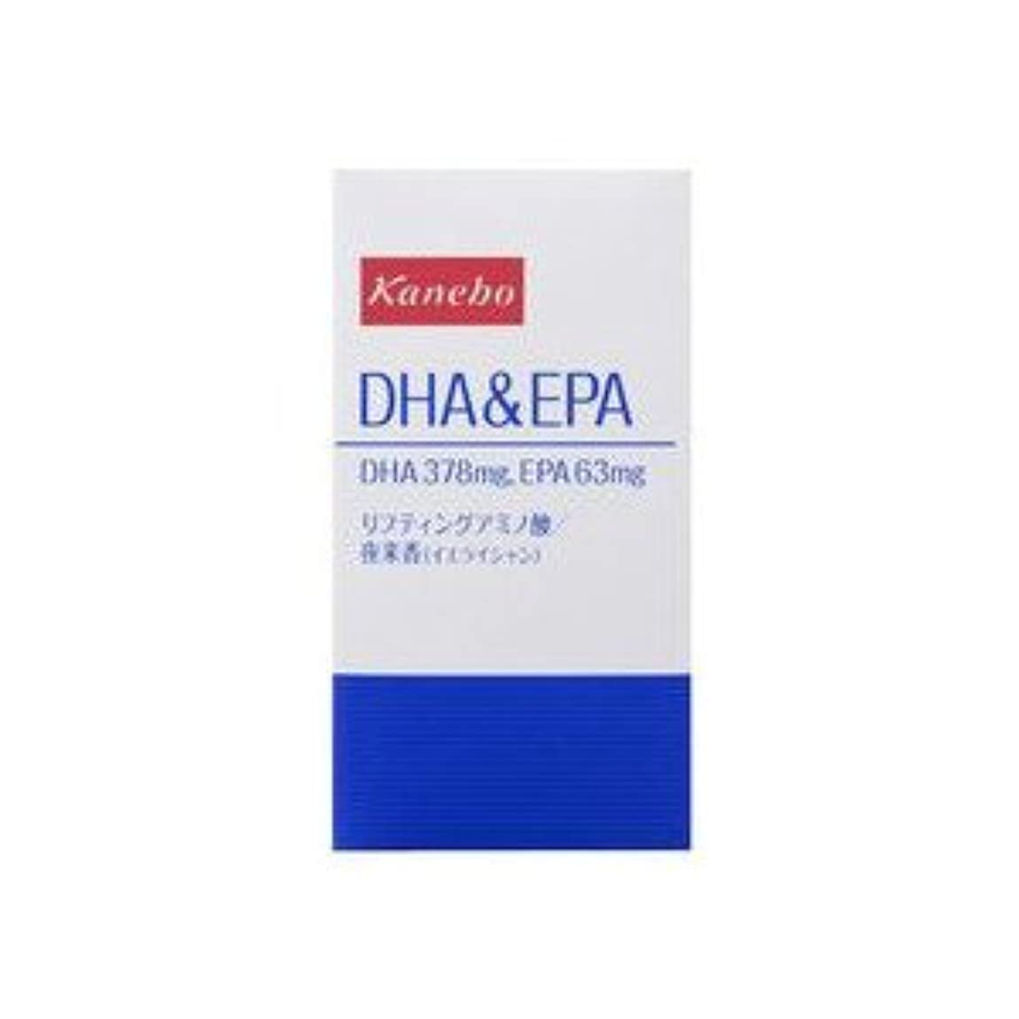 均等に害虫表面的なカネボウ DHA&EPA 465mg×120粒