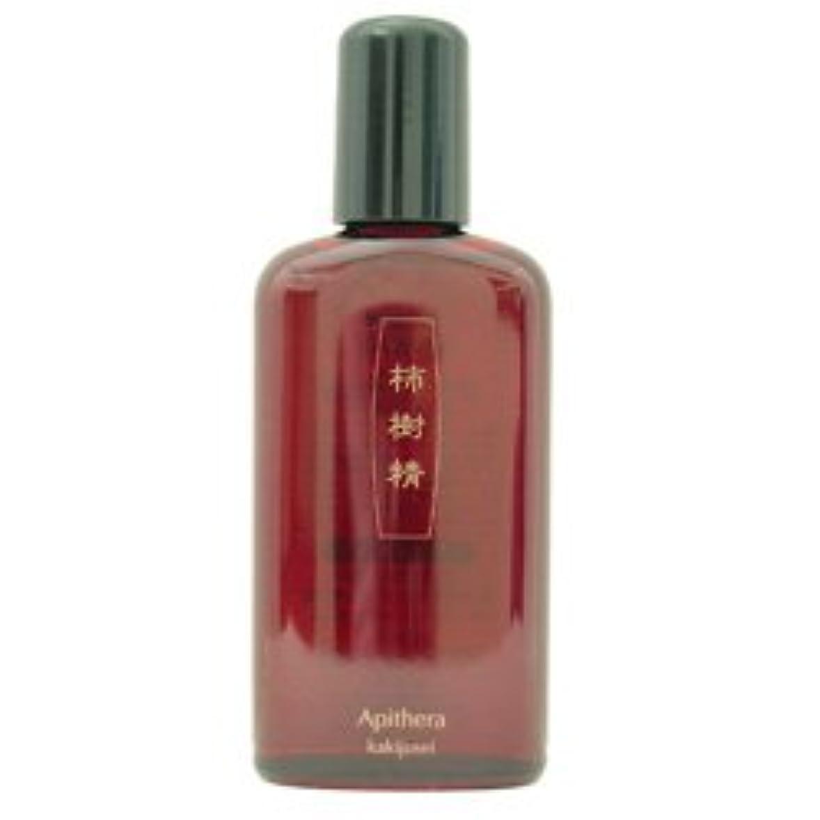 再生ブリッジループ【x4個セット】 資生堂 アピセラ 柿樹精 120ml 育毛剤