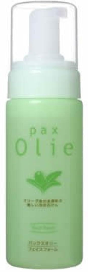 値するニュージーランド薄めるパックスオリー フェイスフォーム (洗顔用液体石けん) 150ml