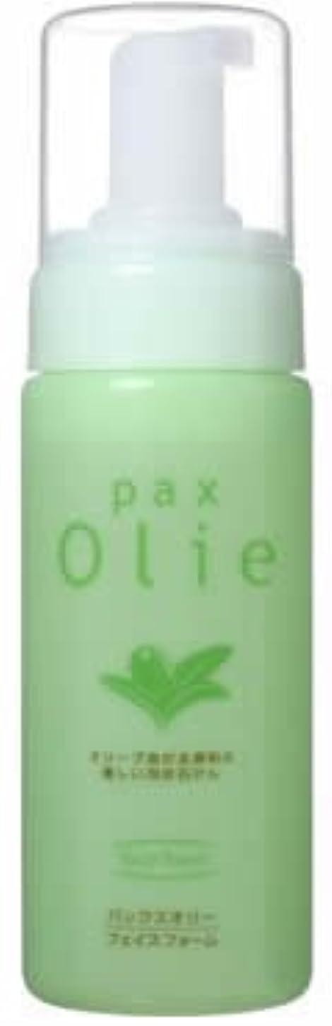 添加剤疫病医療のパックスオリー フェイスフォーム (洗顔用液体石けん) 150ml