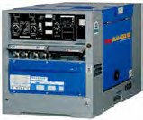 Denyo (デンヨー) ディーゼルエンジン溶接機 DLW-400LSW 超低騒音型