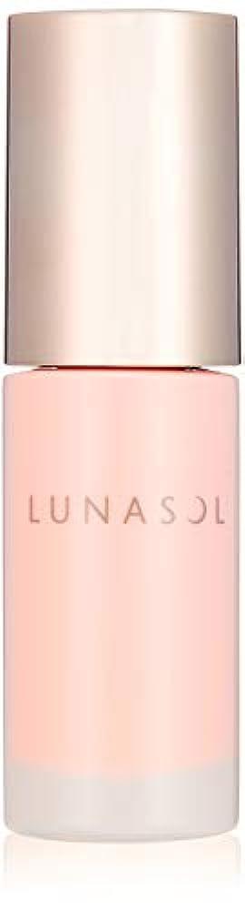 衝突指紋解明するルナソル ルナソル カラープライマー 化粧下地 01 Warm Pink あたたかみのある血色感を与えるウォームピンク