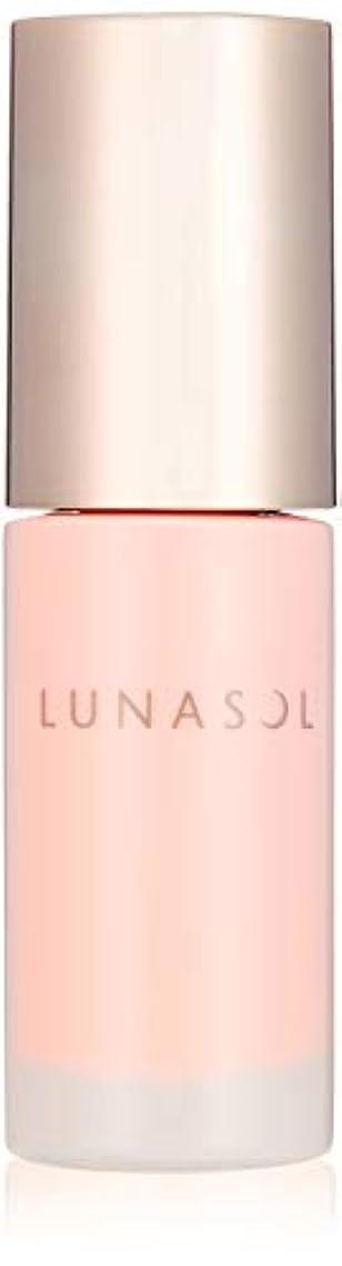 運命的な義務的ヘアルナソル ルナソル カラープライマー 化粧下地 あたたかみのある血色感を与えるウォームピンク 01 Warm Pink