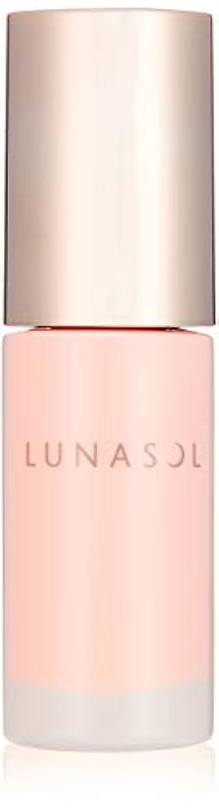 終了しましたシリーズ冬ルナソル ルナソル カラープライマー 化粧下地 01 Warm Pink あたたかみのある血色感を与えるウォームピンク