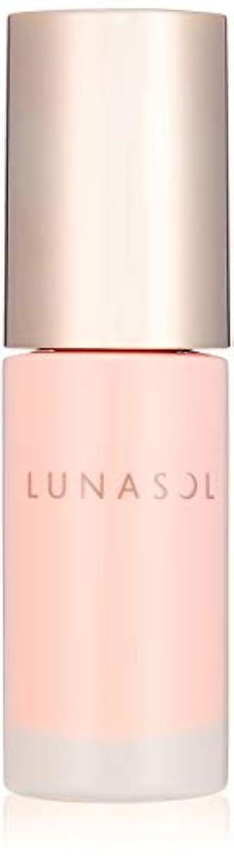 ハックキャンディー不良ルナソル ルナソル カラープライマー 化粧下地 あたたかみのある血色感を与えるウォームピンク 01 Warm Pink