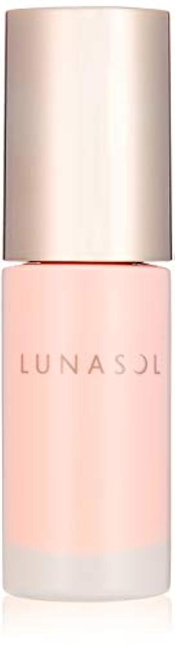レッドデート柔和気分が良いルナソル ルナソル カラープライマー 化粧下地 01 Warm Pink あたたかみのある血色感を与えるウォームピンク