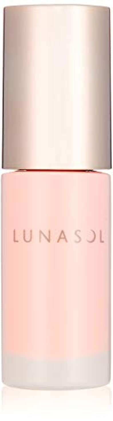マッシュ有効意味ルナソル ルナソル カラープライマー 化粧下地 01 Warm Pink あたたかみのある血色感を与えるウォームピンク