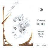 Conducts Mozart Haydn & Berg
