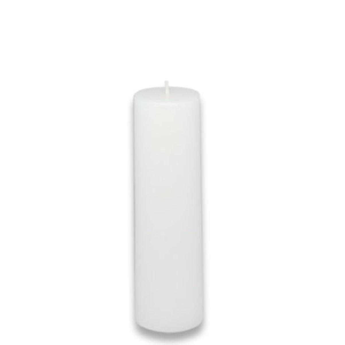 ランダムプレビューブッシュZest Candle Pillar Candle, 2 by 6-Inch, White [並行輸入品]