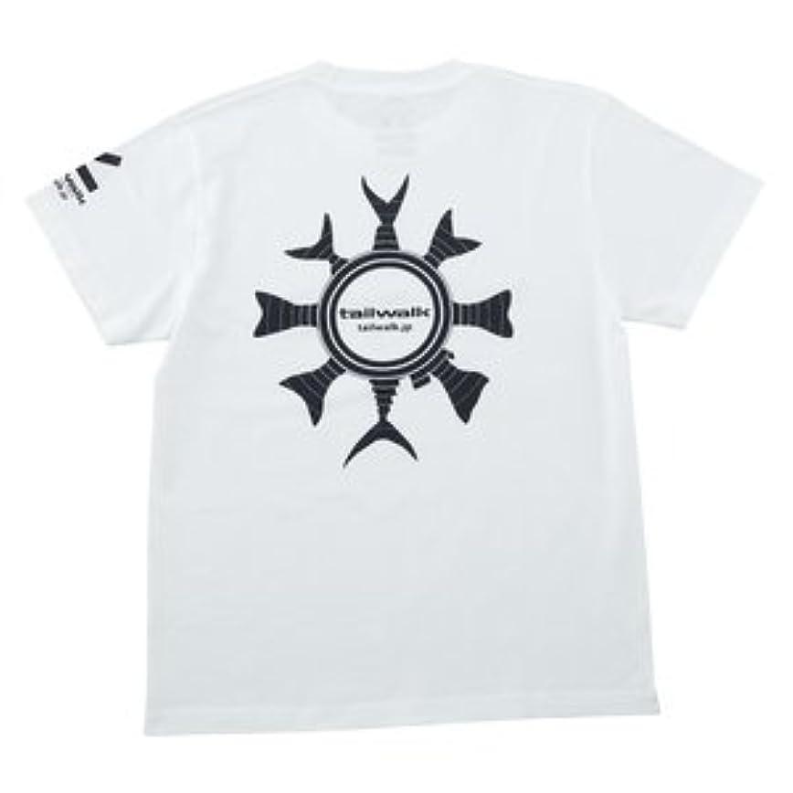 余分な短くする味方テイルウォーク(tailwalk) ヘビーウエイトTシャツ タイプII 13543