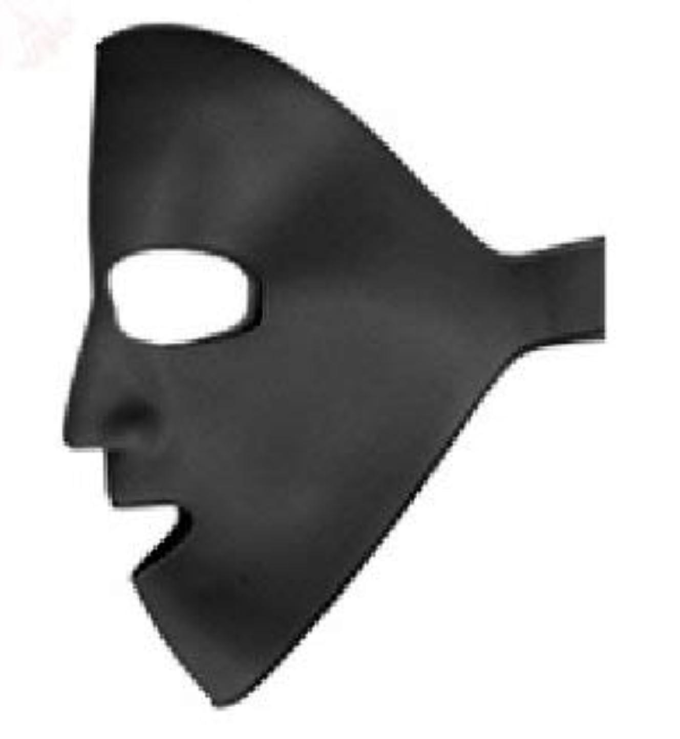 ループ墓地予言するAPHROS(アフロス) フェイスマスク (黒)