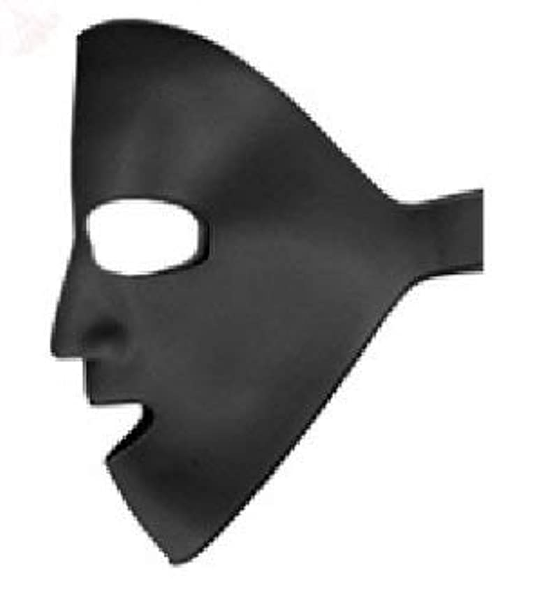 大腿の中で性能APHROS(アフロス) フェイスマスク (黒)