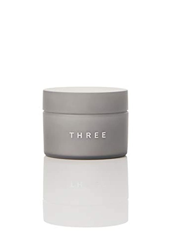 FIVEISM×THREE(ファイブイズム バイ スリー) THREE フォー?メン ジェントリング ヘア クリーム 40g