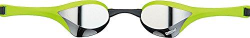 [해외]arena (아레나) 수영 고글 습기 방지 쿠션 타입 (미러 가공) 코브라 울트라 AGL-180M 실버 × 스모크 × 그린 × 블랙 프리 사이즈/arena (Arena) Swimming goggles Anti-fog cushion type (mirror processing) Cobra Ultra AGL-180M Silver × Smok...