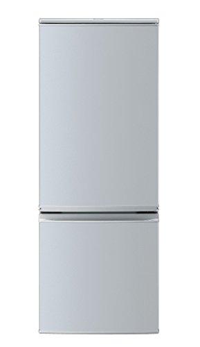 シャープ 冷蔵庫 つけかえどっちもドア 167L シルバー SJ-D17B-S