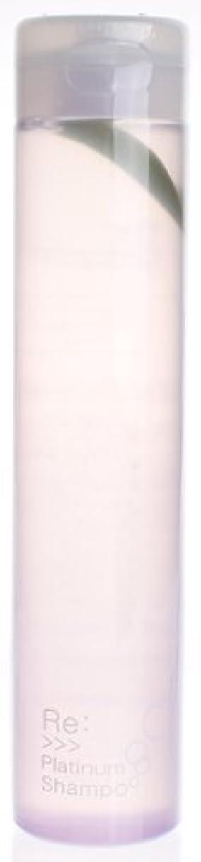 光のパイル系譜アジュバン Re:プラチナムシャンプー 300ml