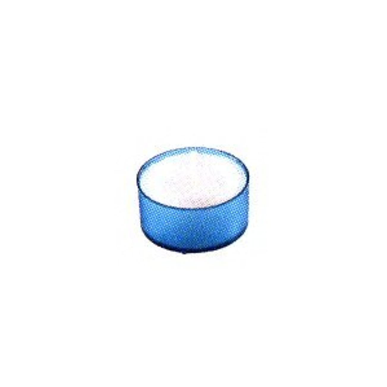 概要グラディスデータカメヤマキャンドル カラークリアカップ ティーライト ブルー 24個入
