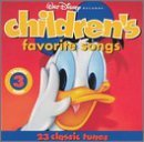 Walt Disney Records : Children's Favorite Songs, Vol. 3 : 23 Classic Tunes by Children's Favorites