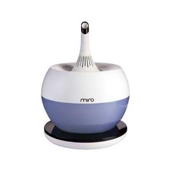 水に浮かべて使うタンクのない加湿器 MIRO CleanPot「Luma Touch」 CP03-LT