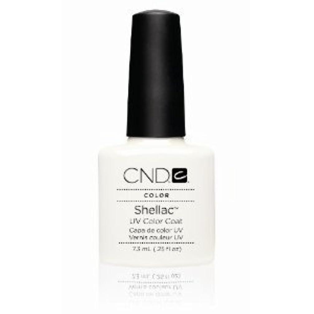 食い違いルール吸収剤CND(シーエヌディー) シェラック UVカラーコート7.3mL 526 Studio White(マット) [並行輸入][海外直送品]