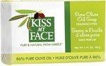 Kiss My Face Bar Soap, Pure Olive Oil, 1.41 Ounce