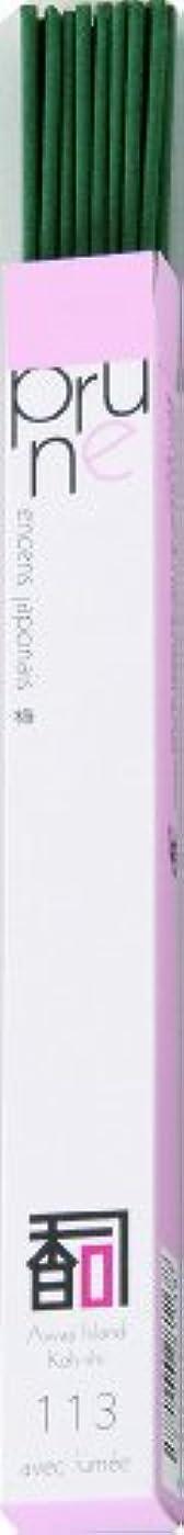 器具ユダヤ人ヒゲクジラ「あわじ島の香司」 厳選セレクション 【113】  ◆梅◆ (有煙)