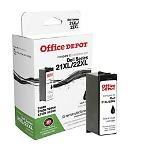 Office Depot ODD22BXL (Dell 21 / 22XL) Remanufactured High-Yield Black Ink Cartridge, ODD22BXL by Office Depot