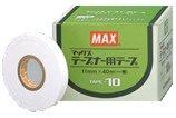 テープナー用 テープ TAPE-10 10巻入 - マックステープナー用の替えテープ
