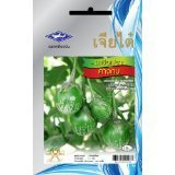Round Eggplant (240 Seeds) Seeds - 1 Package From Chai Tai, Thailand by Chai Tai