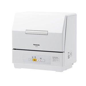 Panasonic (パナソニック) 食器洗い乾燥機 プチ食洗 NP-TCM4-W B01MYANHMF 1枚目