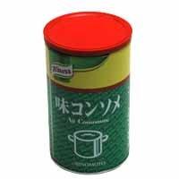 味の素 業務用 味コンソメ 缶入1kg ×6個