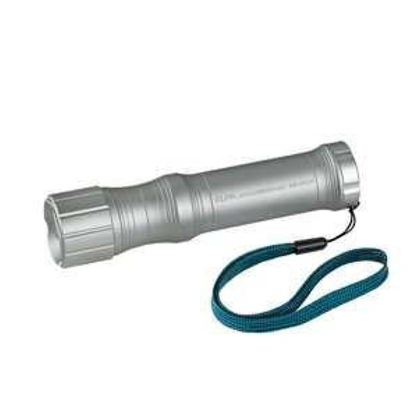 ランドマークメンバー失効(まとめ買い) エルゴフォルム LEDハンドライト 懐中電灯 140ルーメン 単4形3本 フォーカス機能付 DOP-EP313F 【×3】