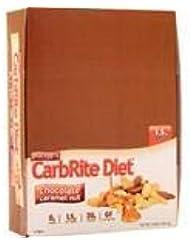 ドクターズダイエット?カーボライトバー?チョコレートキャラメルナッツ 12本 2個パック