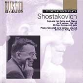 Shostakovich: Sonata for Cello