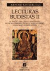 Lecturas budistas  / Buddhist Reading