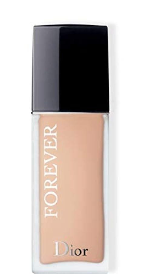 赤面果てしない反応する[Dior ] ディオール永遠皮膚思いやりの基盤Spf35 30ミリリットルの1.5N - ニュートラル(つや消し) - DIOR Forever Skin-Caring Foundation SPF35 30ml 1.5N...