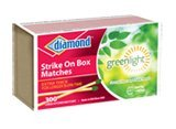 DIAMOND- STRIKE ON BOX MATCHES [3 BXS OF 300] by Diamond