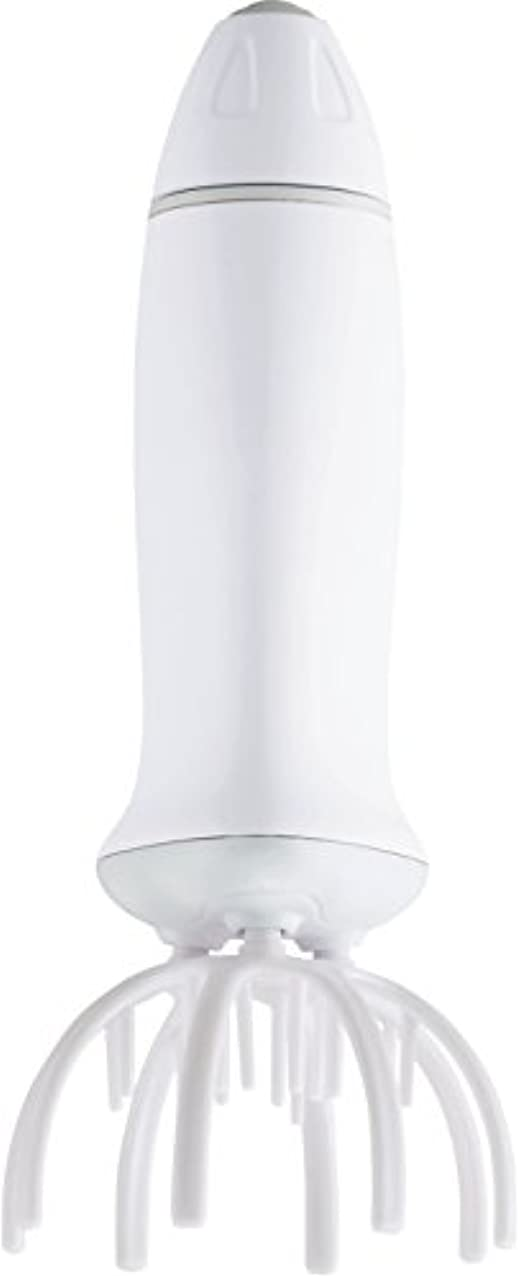 突進ルネッサンスジョグCUTENSIL ヘッドリラクゼーション プルモ 防滴仕様 ホワイト?CU13-PLM-WH