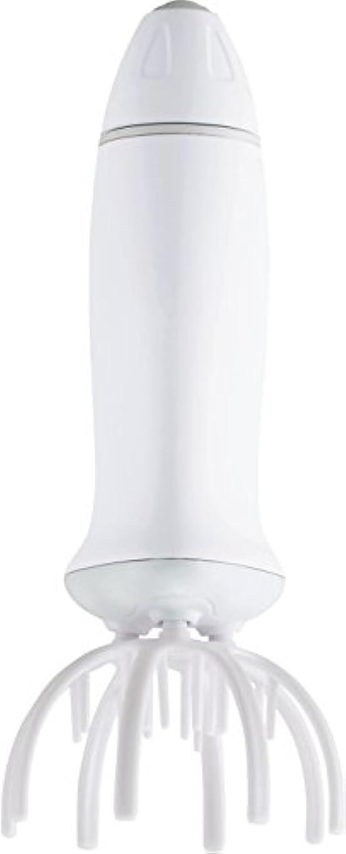 遮る伝統解釈するCUTENSIL ヘッドリラクゼーション プルモ 防滴仕様 ホワイト?CU13-PLM-WH