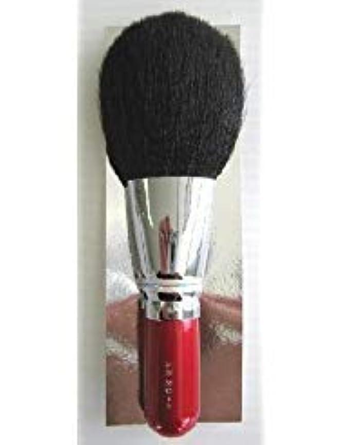 連帯出版些細竹宝堂 広島 熊野筆化粧ブラシ フェイスパウダーブラシ AR20-4