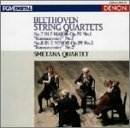 Beethoven:Strings Quartets Vol.3 by Smetana Q (2004-03-24)